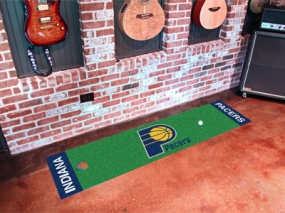 Indiana Pacers Putting Green