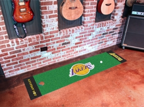 Los Angeles Lakers Putting Green