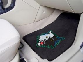 Minnesota Timberwolves Car Mats