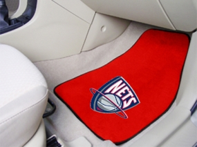 New Jersey Nets Car Mats
