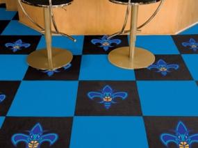 New Orleans Hornets Carpet Tiles