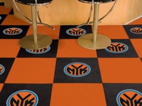 New York Knicks Carpet Tiles