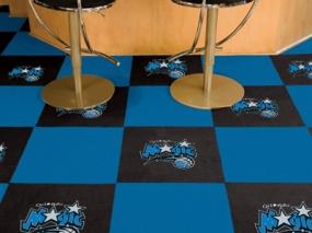 Orlando Magic Carpet Tiles
