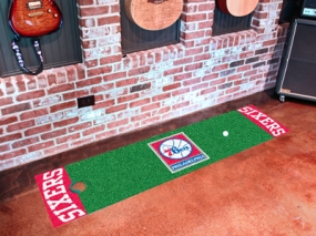 Philadelphia 76ers Putting Green