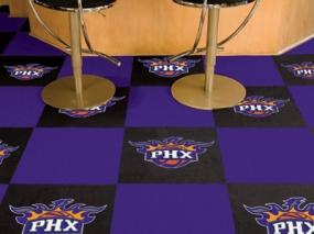 Phoenix Suns Carpet Tiles