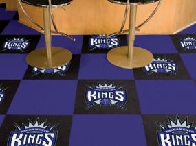 Sacramento Kings Carpet Tiles