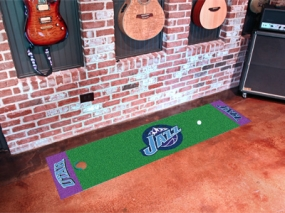 Utah Jazz Putting Green