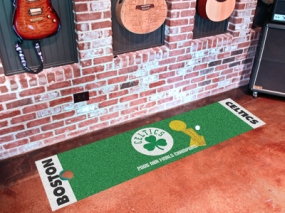 Boston Celtics Putting Green