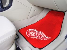 Detroit Red Wings Car Mats