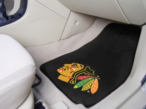 Chicago Blackhawks Car Mats