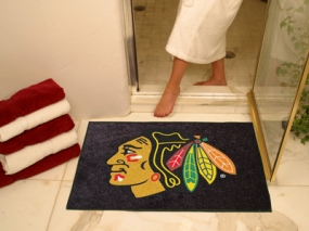 Chicago Blackhawks AllStar Mat