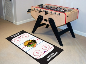 Chicago Blackhawks Rink Runner