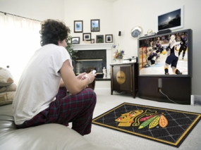 Chicago Blackhawks Area Rug