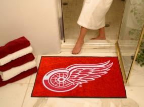 Detroit Red Wings AllStar Mat
