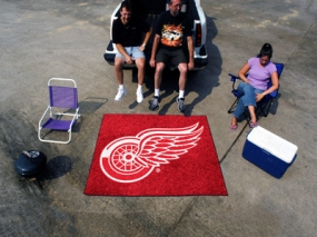 Detroit Red Wings Tailgating Mat