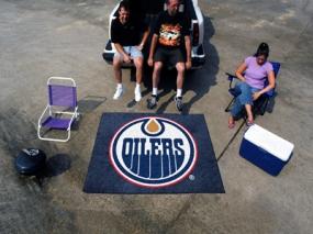 Edmonton Oilers Tailgating Mat