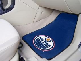 Edmonton Oilers Car Mats