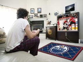Edmonton Oilers Area Rug