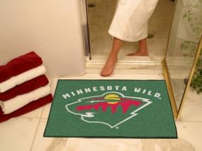 Minnesota Wild AllStar Mat