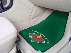 Minnesota Wild Car Mats