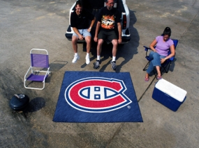 Montreal Canadiens Tailgating Mat