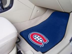 Montreal Canadiens Car Mats