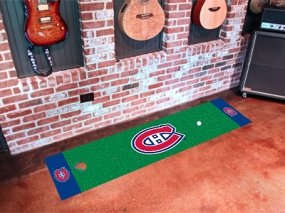 Montreal Canadiens Putting Green
