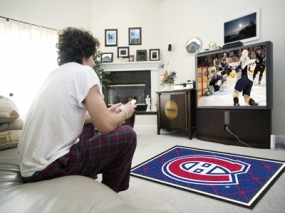 Montreal Canadiens Area Rug
