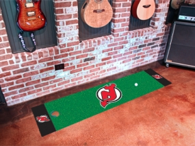 New Jersey Devils Putting Green