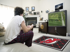 New Jersey Devils Area Rug