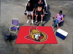 Ottawa Senators Tailgating Mat