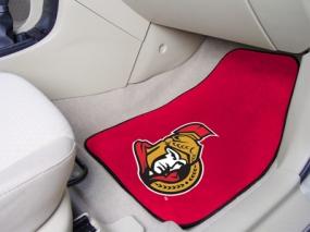 Ottawa Senators Car Mats