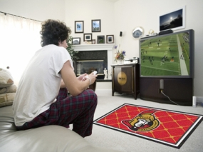 Ottawa Senators Area Rug