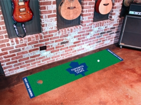Toronto Maple Leafs Putting Green