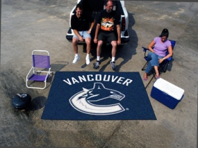 Vancouver Canucks Tailgating Mat