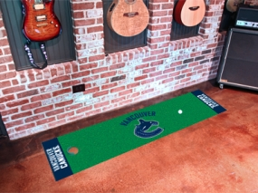 Vancouver Canucks Putting Green