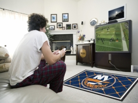 New York Islanders Area Rug