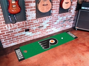 Philadelphia Flyers Putting Green