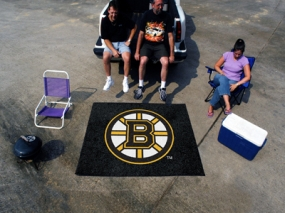 Boston Bruins Tailgating Mat