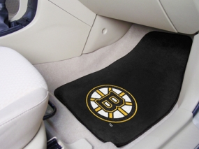 Boston Bruins Car Mats