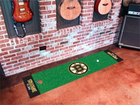 Boston Bruins Putting Green