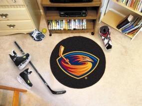 Atlanta Thrashers Hockey Puck Mat
