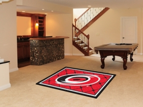 Carolina Hurricanes Area Rug