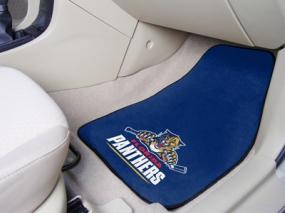 Florida Panthers Car Mats