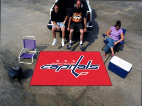 Washington Capitals Tailgating Mat