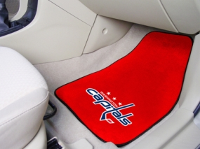 Washington Capitals Car Mats