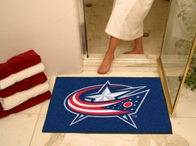 Columbus Blue Jackets AllStar Mat