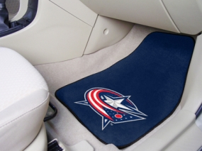 Columbus Blue Jackets Car Mats