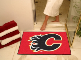 Calgary Flames AllStar Mat