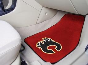 Calgary Flames Car Mats